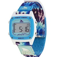 Freestyle Shark Classic Leash-Tie Dye Blue Haze