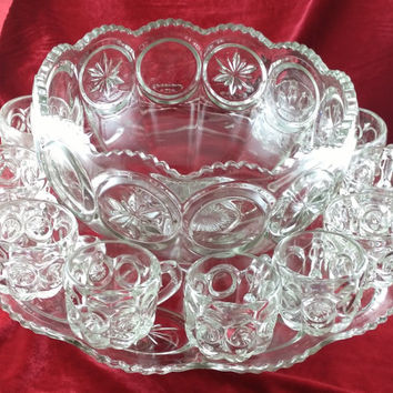 Best Vintage Punch Bowl Set Products On