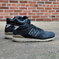 New Balance - 696 Outdoor - Black