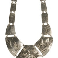 Elegant Angular Crystal Necklace in Crystal Clear by Sorrelli - $395.00 (http://www.sorrelli.com/products/NCR74ASCCL)