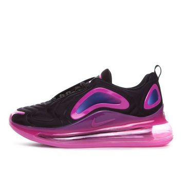 Nike Air Max 720 Black&Purple Women Sneaker