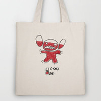 Stitch good&bad meter.... Tote Bag by Emiliano Morciano (Ateyo)