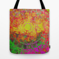 in my heart Tote Bag by LadySam