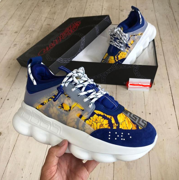 Image of Versace Leisure sports shoes