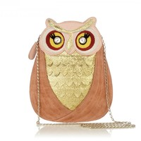 Charlotte Olympia - Owl Bag - Fall 13