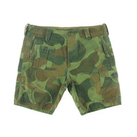 Polo Ralph Lauren Mens Camouflage flat Front Cargo Shorts