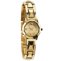 Nixon The Mini B Ss Watch All Gold One Size For Women 22919744201