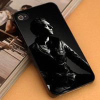 Cool Tom Hiddleston Loki - iPhone 4/4s,5,5s,5c and Samsung S2,S3,S4 - Plastic Rubber