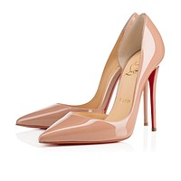Christian Louboutin CL New pointed high heels