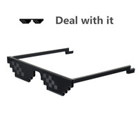 Deal With It Glasses  8 bits of attitude sunglasses eyewear women and men dealwithit popular around the world