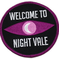 TopatoCo: Welcome To Night Vale Logo Patch