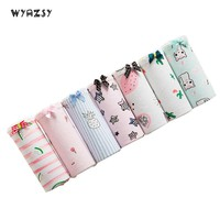 2018 Summer Cotton Panties Cats Fruit Prineted Underwear Women Hot Sale Sexy Watermelon Briefs Soft Seamless Lady Lingerie New