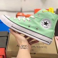 Trendsetter Converse All Star Women Men Fashion Casual High-Top Shoes