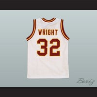 Sanaa Lathan Monica Wright 32 College Career Basketball Jersey Love and Basketball