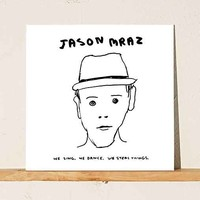 Jason Mraz - We Sing. We Dance. We Steal Things. LP