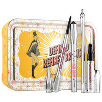 Sephora: Benefit Cosmetics : Defined & Refined Brow Kit : eyebrow-makeup-pencils