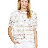 BEAUDRY BLOUSE