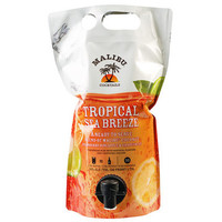 Malibu Cocktails Tropical Seabreeze Ready To Drink 1.75L