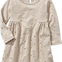 Jersey Tee Dresses for Baby