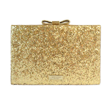kate spade new york accessories Emanuelle Bow Clutch