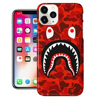 Red Shark Mouth iPhone X, Xs, XR, Xs Max | 11 , 11 Pro, 11 Pro Max