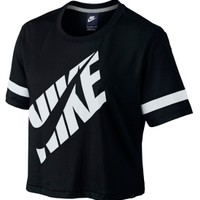 Nike Women's Prep Mesh T-Shirt | DICK'S Sporting Goods