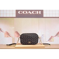 Coach Women's Leather Shoulder Bag Satchel Tote Bags Crossbody