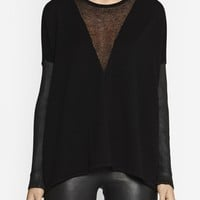 Boot Sector Knit Pullover
