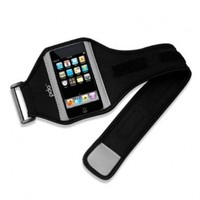 Sporteer Armband for iPhone 4s/4/3G and iPod touch 4G/3G - Size M/L:Amazon:MP3 Players & Accessories