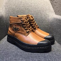 Bally Charil Men's Blown Calf Boot - Sale