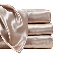 Satin Radiance Sheet Sets - JCPenney