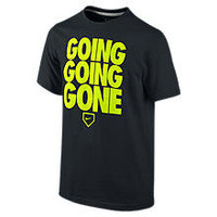 Check it out. I found this Nike Legend Graphic Boys' Baseball T-Shirt at Nike online.