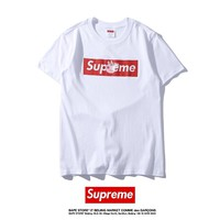 Cheap Women's and men's supreme t shirt for sale 501965868-0146