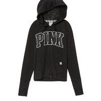 Perfect Full-Zip - PINK - Victoria's Secret