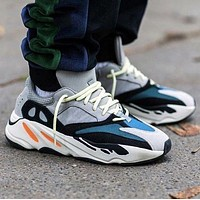 Adidas Yeezy 700 Runner Boost Fashion Casual Running Sport Shoes-2v-1