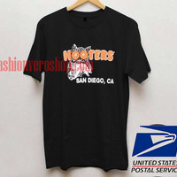 Hooters San Diego California T shirt Unisex adult mens t shirt and women t shrt