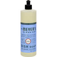 Mrs. Meyer's Liquid Dish Soap - Bluebell - 16 oz