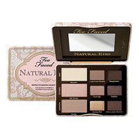 Too Faced Natural Eyes Neutral Eye Shadow Collection at BeautyBay.com