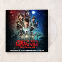 Kyle Dixon & Michael Stein - Stranger Things, Vol. 1 (A Netflix Original Series Soundtrack) LP - Urban Outfitters