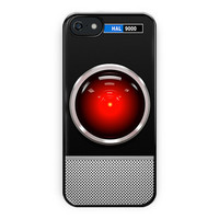 Hal 9000 Hello Dave Design iPhone 5/5S Case