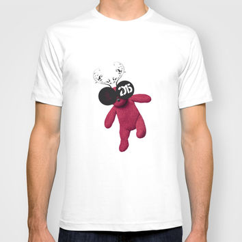 Little Pink Bear said :: Happy New Year 2015 :) '' T-shirt by LilaVert