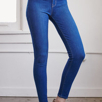 Bullhead Denim Co. Dustin Blue Mid Rise Jeggings at PacSun.com