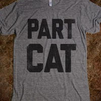 Athletic Grey T-Shirt | Funny Vintage Cat Shirts