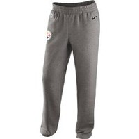 Pittsburgh Steelers Nike Team Issue Classic Grey Sweat Pant - Official Online Store
