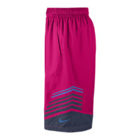 Nike Hyper Elite Title Men's Basketball Shorts - Fuchsia Force