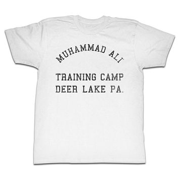 Muhammad Ali Deer Lake Adult T-Shirt