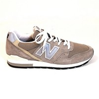New Balance 996 Made In The Usa - Light Grey