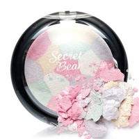 Etude House Secret Beam Highlighter, Pink/White Mix, 1.6 Ounce