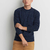 AEO Donegal Crew Sweater, Blue
