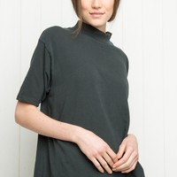 CHELSIE TURTLENECK TOP